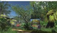Amazon Jungle model